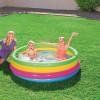 Бассейн надувной  bestway разноцветный 157x46см, 522л.  51117