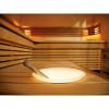 Ведро деревянное harvia с пластиковой вставкой и подсветкой 7 л