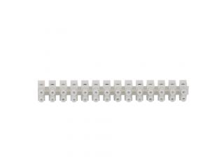 Клеммная колодка SAWO STP-TB12 (12-полюсная, 95 мм, белого цвета)