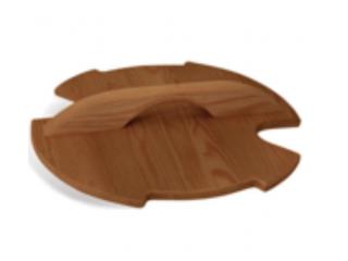 Крышка деревянная SAWO 391-D-COV для запарника 391-D