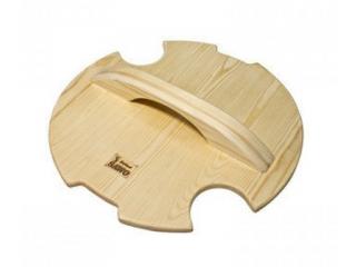 Крышка деревянная SAWO 392-P-COV для запарника 392-P