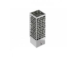 Электрическая печь SAWO Cubos CUB3-90Ni2-P (9 кВт, выносной пульт, встроенный блок мощности, нержавейка)