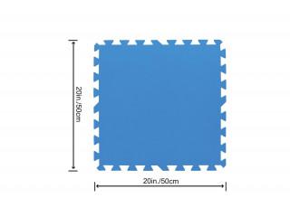 Защита для дна бассейнов 50*50см (9 шт.). 58220