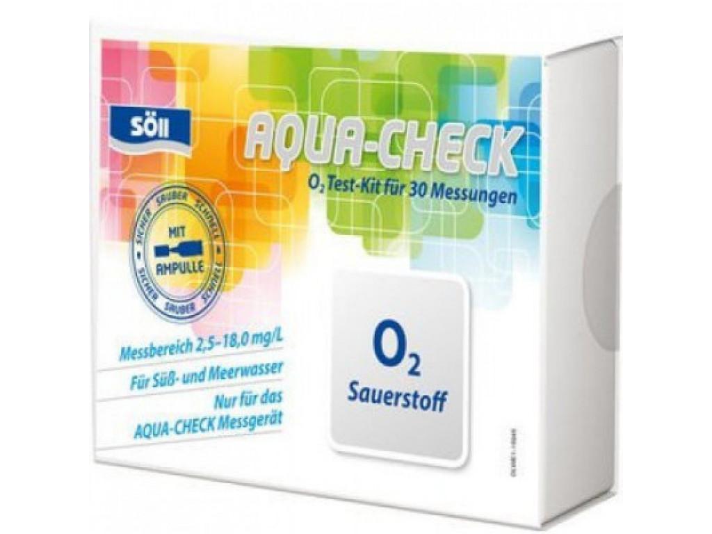 Sauerstoff-test, 30 tests