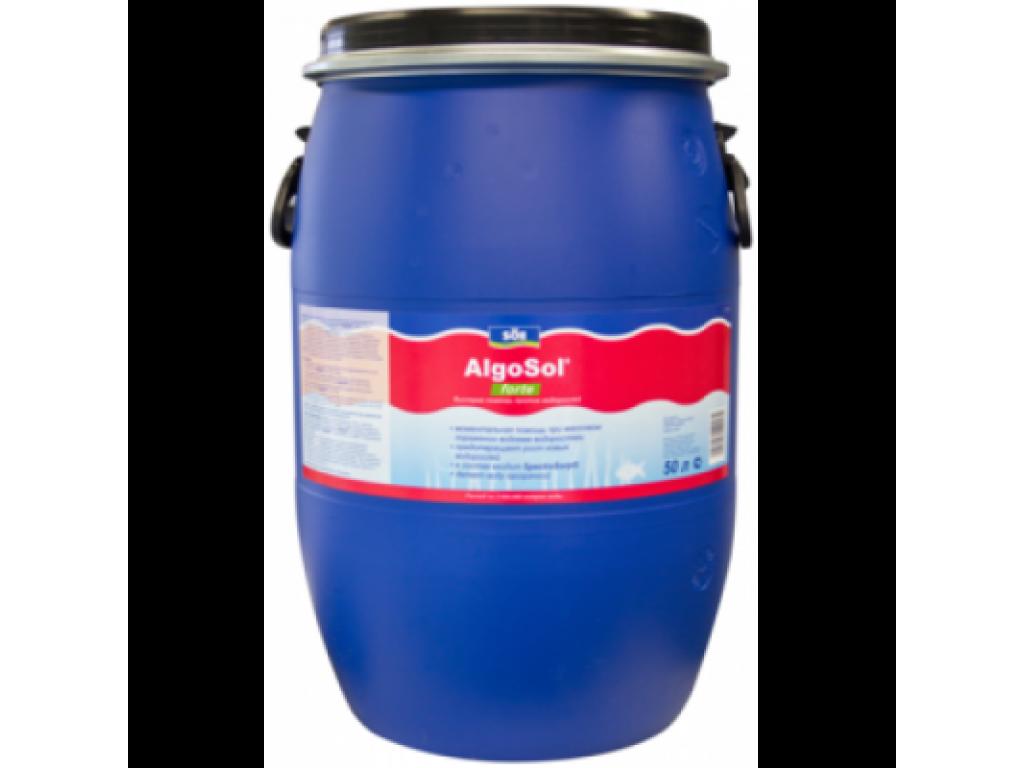 AlgoSol forte 50 л - Средство против водорослей усиленного действия