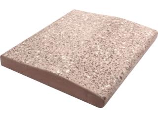 Бордюрный камень Тессера Орех