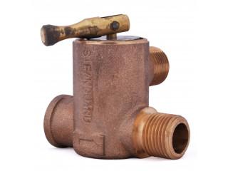Предохранительный клапан предельного давления SAWO STP-VAL