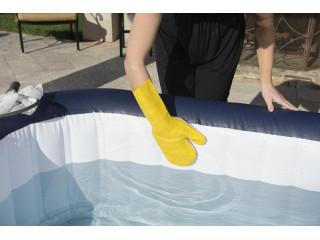 Набор для чистки бассейна BestWay. 60310 (сачок, щетка, чистящая варежка)