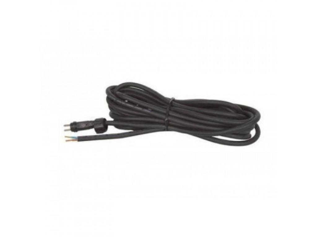 Verbindungskabel stecker-klemme, 5,0 m кабель 5,0 м