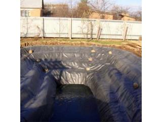 Пленка ПВХ для пруда и водоема 1,0мм 6 X 25м