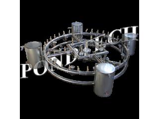 Фонтан для пруда Pondtech R2000 (плавающий)