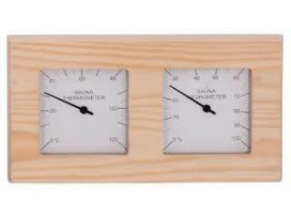 Термогигрометр SAWO 224-THP (прямоугольный)