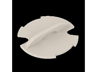 Крышка деревянная SAWO 381-A-COV для запарника 381-A