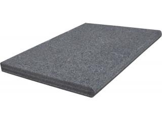 Натуральный бордюрный камень GRANITE SESAME BLACK ГРАНИТ (КИТАЙ)
