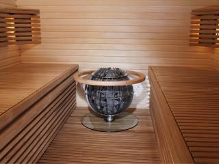 Защитное стекло для полка Harvia HGL8 (для электрокаменки Globe)