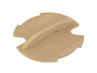 Крышка деревянная SAWO 381-P-COV для запарника 381-P