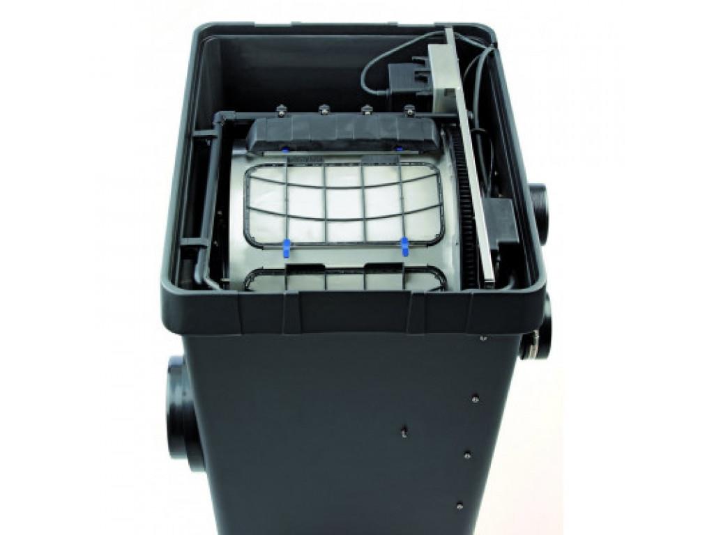 Proficlear premium. модуль с барабанным фильтром, насосная система