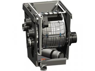 ProfiClear Premium. Модуль с барабанным фильтром, гравитационная система