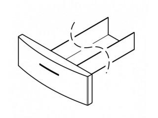 Зольник Harvia WX096 для печей Duo