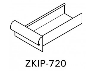 Зольник Harvia ZKIP-720 для печей (кроме Duo и 20 ES/SL)
