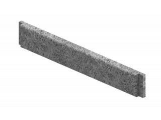 Боковой талькохлоритный элемент SAWO HP35-002 для печи NIMBUS COMBI 15-18кВт (630х60х20мм)