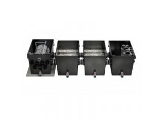 ProfiClear Premium DF-XL pump-fed EGC. Модуль с барабанным фильтром, гравитационная система