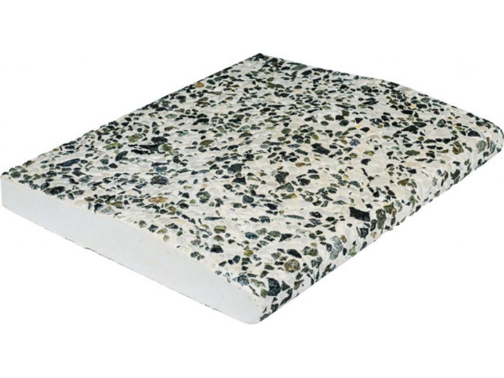 Бордюрный камень «Marbel crumb» Варан