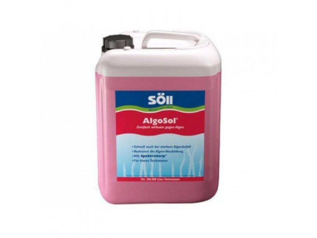 Algosol 5 л - средство против водорослей