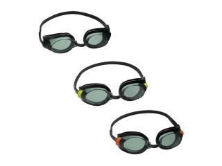 Очки для плавания Focus, от 7лет, 21005, Дымчатые линзы, обеспечивающие высокую четкость изображения