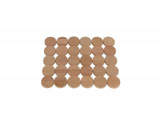 Коврик деревянный на пол SAWO 590-D