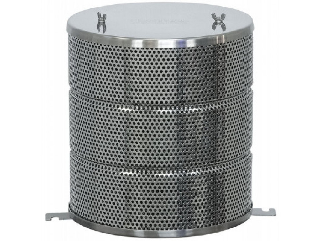 Suction strainer with matala filter yfm-300, 750 l/min (yfm-300) сетка защитная на забор воды со встроенным фильтром matala