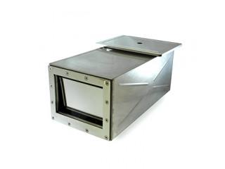 Скиммер с удлинённым раструбом с герконовым датчиком уровня (AISI 316L)