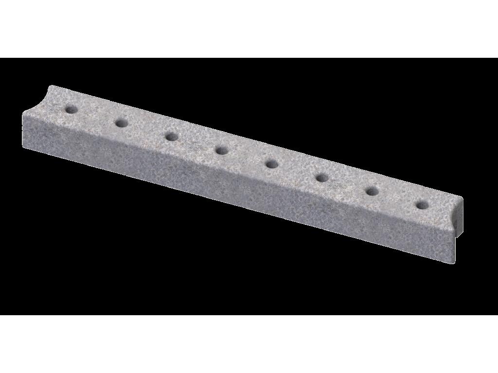 Верхний талькохлоритный элемент sawo hp25-001 для печи nimbus v12 (640х70х60мм)