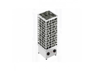 Электрическая печь SAWO Cubos CUB3-90NB-P (9 кВт, встроенный пульт управления,нержавейка)