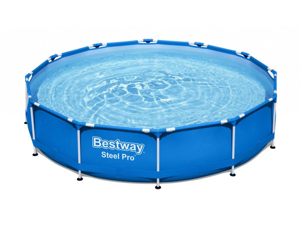 Бассейн каркасный bestway 366*76 см  56706