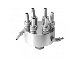 Ротационная фонтанная насадка Rotating mr-300