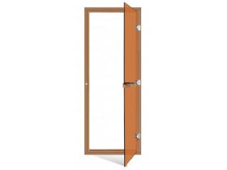 Дверь SAWO 730-4SGD (7/19, бронза с порогом)