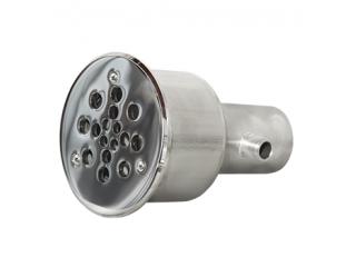 Гидромассажная форсунка 16 сопел, 45 м3/ч (AISI 316L)
