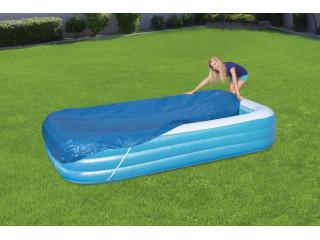 Тент 305*183*56  для надувных  бассейнов, 58108