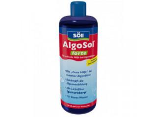AlgoSol forte 1 л - Средство против водорослей усиленного действия