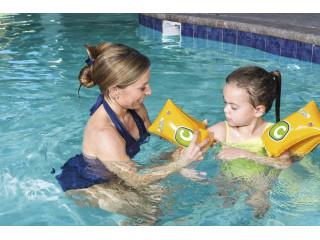 Нарукавники для плавания Swim Safe (5-*12 лет) 30*15 32110