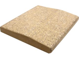 Бордюрный камень Тессера Карамель