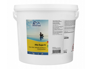 Альба Супер K для бассейнов 10л