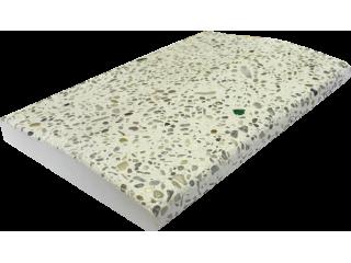Бордюрный камень «Черноморская галька» Пляжный