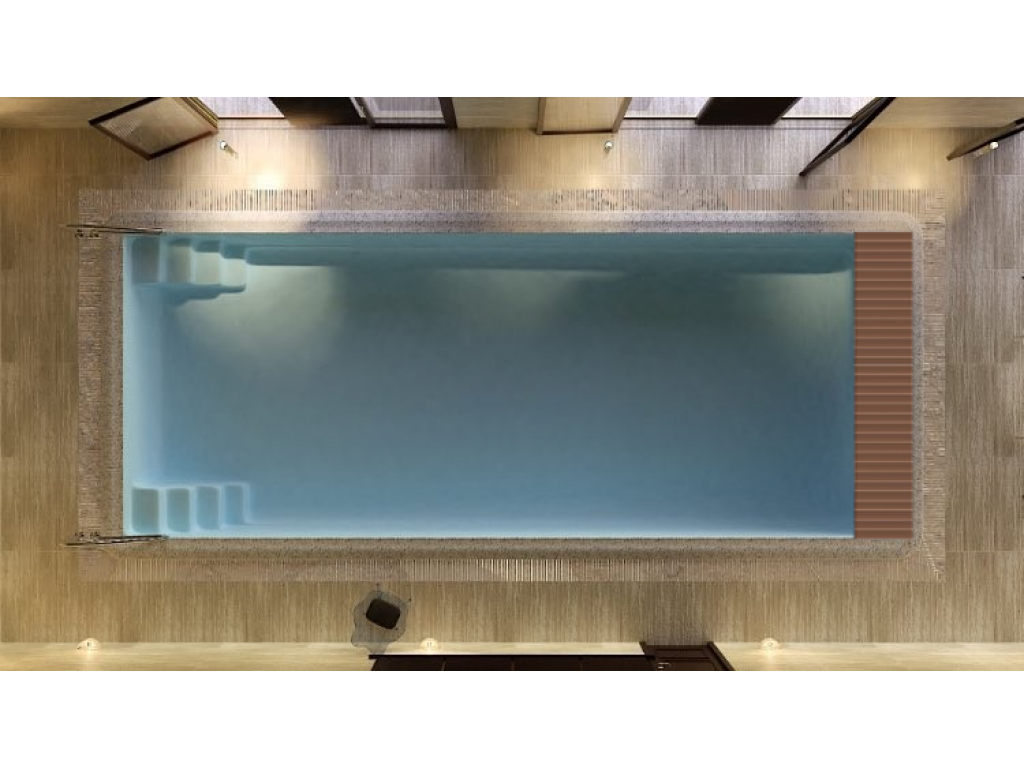Бассейн Ксабия Pool Cover