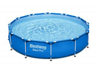 Бассейн каркасный Bestway 366*76 см ф-насос  56681