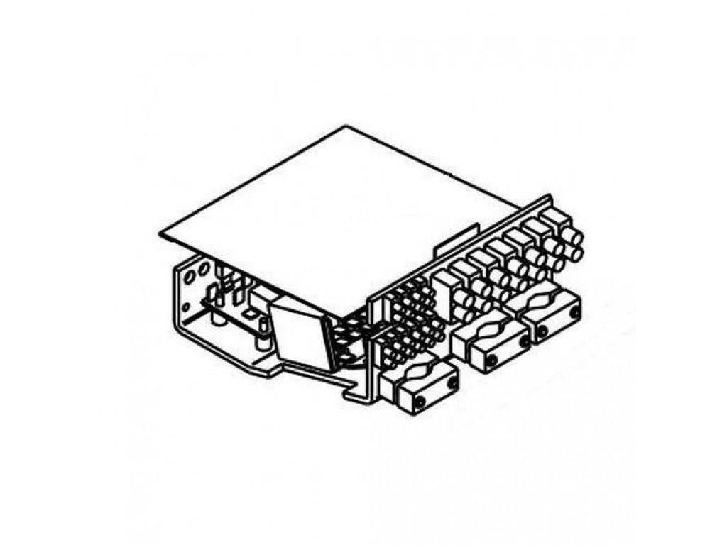 Блок мощности harvia zrh-310 для печи kivi