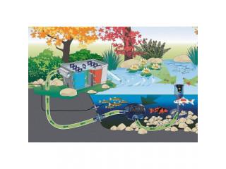 Фильтр для пруда и водоема до 40м3  BioTec ScreenMatic² Set 40000