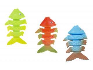 Набор для подводной игры Рыбки для ныряния (комплект 3шт.) 26029