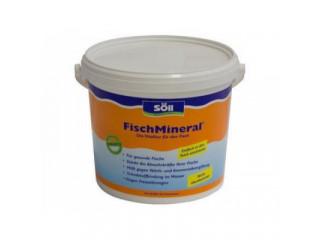 Fishmineral 2,5 кг, Комплекс микроэлементов для рыб